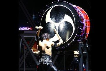 MANGEKYO Tokyo DRUM TAO Show Ticket