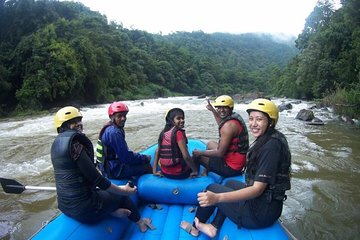 Whitewater Rafting Adventure at Gopeng from Kuala Lumpur