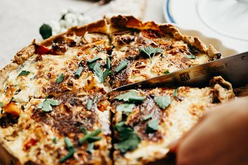 Traveling Spoon French Quiche Private Online Cooking Class