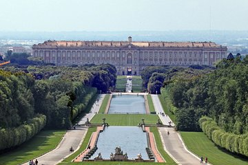 Private Chauffeured Tour to Caserta Royal Palace from Rome and Designer Outlet