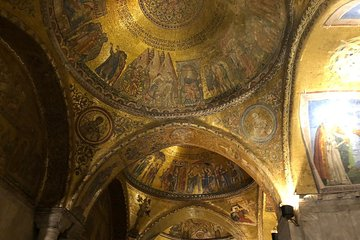 Byzantine Mosaics of St Marks Revealed | LivTalks On-demand with Sabrina