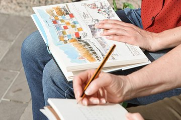 I DRAW Malaga: Private Art and Drawing Lessons - by OhmyGoodGuide!