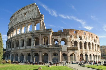 Live Stroll Through Ancient Rome & Past The Colosseum | LivWalks Rome