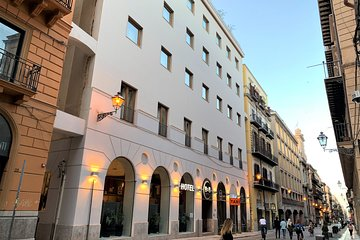 Private Transfer From Palermo Airport To B B Hotel Palermo Quattro Canti 2021