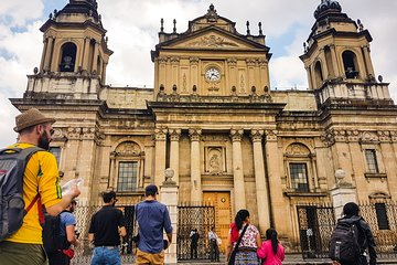 Guatemala City Afternoon Sightseeing Tour