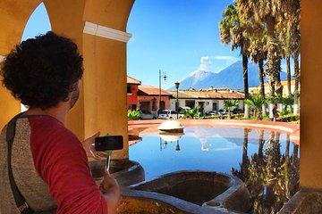 UNESCO JEWELS: Antigua Half Day Tour from Guatemala City