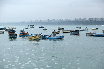 The Fisherman and Ceviche Culture of Lima Tour