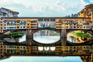 Live Stroll from Ponte Vecchio to the Duomo of Florence | LivWalks Florence