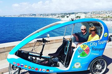 Private 1 Hour 30 Min Pedicab Sightseeing Multilingual Local Guided Tour