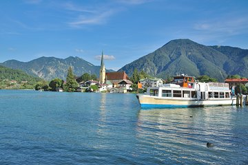 With a local: Private Tour of Lake Tegernsee with Boat Cruise and Lunch