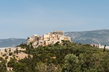 Tours from Home: Acropolis of Athens, the Mythological City