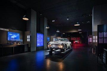 Spyscape x 007 Exhibition