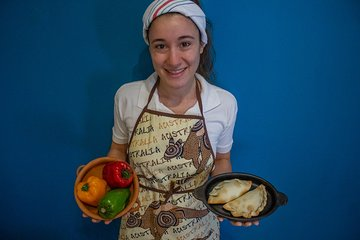 Argentinean Empanadas cooking (Virtual Live experience)