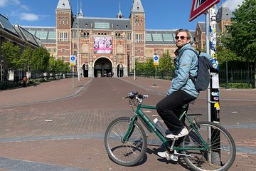Withlocals LIVE A Bicycle Adventure in Amsterdam with Sebastian