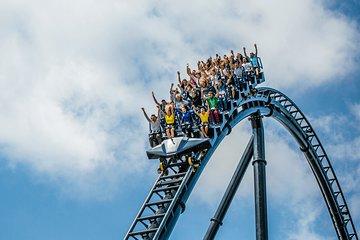Energylandia Amusement Park: Day Tour from Krakow
