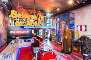 Skip the Line: Amsterdam's Ripley's Believe It or Not Ticket