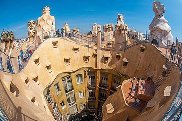 Gaudi Private Tour: Skip-the-Line Casa Batllo & Casa Mila-La Pedrera