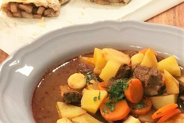 Traveling Spoon Hungarian Goulash Private Online Cooking Class