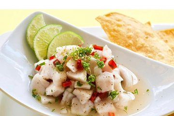Traveling Spoon Ceviche Private Online Cooking Class