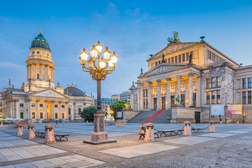 Berlin's Most Beautiful Squares - Private Live Virtual Experience