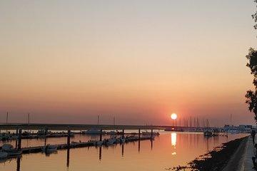 Ria Formosa & Ilhas: Sunset Tour