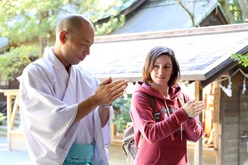 Virtual Experience - Discover Shintoism at Traditional Shinto Shrine in Japan