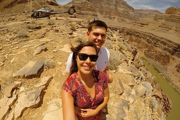 Grand Canyon-helikoptertour vanuit Las Vegas