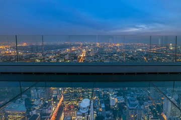 King Power Mahanakhon SkyWalk Official Admission Ticket