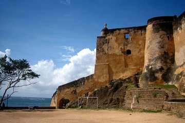 Mombasa City Private Tour Old Town and Fort Jesus