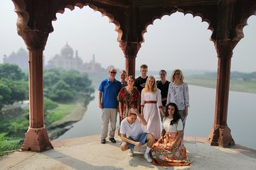 23-Day Private Backpacker Adventure Across India