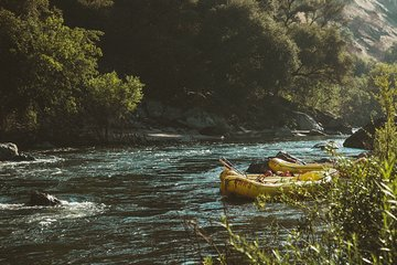 River rafting on Dunajec by pontoon private round trip from Krakow