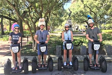 60-Minute Guided Segway History Tour of Savannah