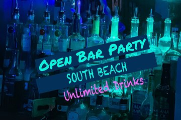 Open Bar Parties in South Beach