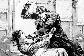 London Crimes And Punishment Private Walking Tour