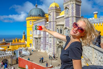 Pena Palace and Cabo da Roca half-day group tour from Lisbon