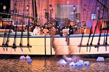 Boston Tea Party Ships & Museum Admission with Guided Tour