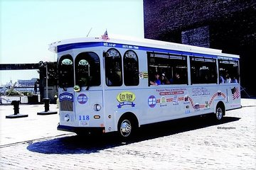 Boston Hop-On Hop-Off Trolley Tour with Harbor Cruise Option