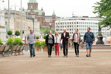 Private Half-Day Tour of Helsinki and the Suomenlinna Sea Fortress