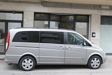 Private transfer, chauffeur service, from Stra to Venice Marco Polo airport