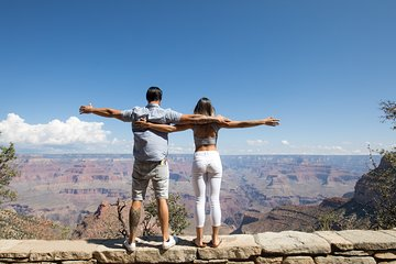 Grand Canyon Complete Day Tour from Sedona or Flagstaff
