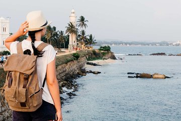 Coastal Ride to Galle from Colombo