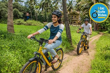 BLive Electric Bike Tours – Village Vistas of Benaulim