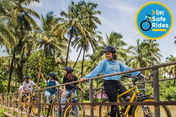 BLive Electric Bike Tours – Village Vistas of Cansaulim