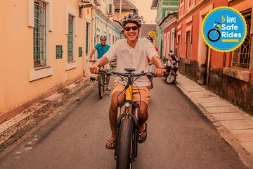 BLive Electric Bike Tours - Culture Trails of Panjim - 90 Min Easy Ride