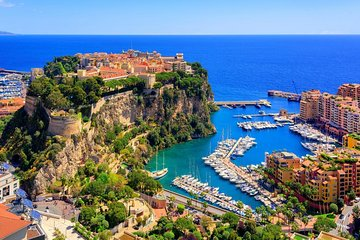 Discover world famous city of Monaco private Walking Tour