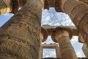 amazing Private tour in Luxor East Bank Karnak Temple & Luxor Temple