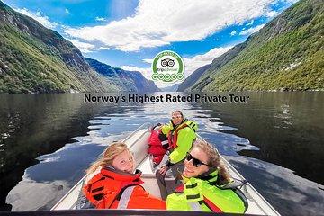 Private Fjordcruise: Bergen & Oslofjord by Zodiac Speed Boat