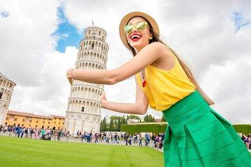 Livorno Port Shore Excursion: Pisa and Lucca Lunch&WineTasting