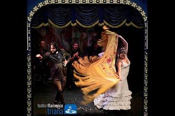Flamenco Show Tickets to the Triana Flamenco Theater