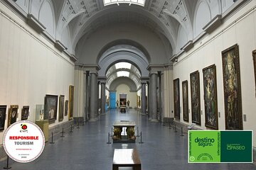 Guided Tour to Prado Museum only in Spanish